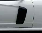 BMC Dodge Charger Retro Style Side Door Scoops 2011-2015