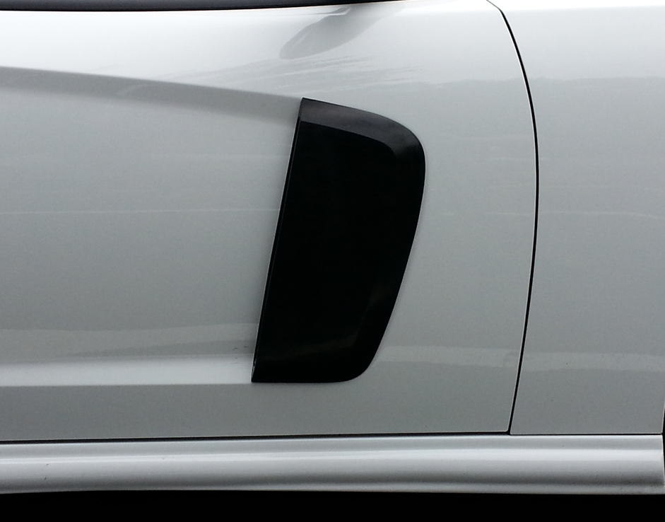 Superieur BMC Dodge Charger Retro Style Side Door Scoops 2011 2015