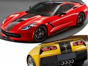 C7 Graphic Kits