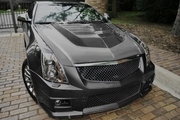 Cadillac CTS-V Heat Extraction Hood CTSV 2009-2014