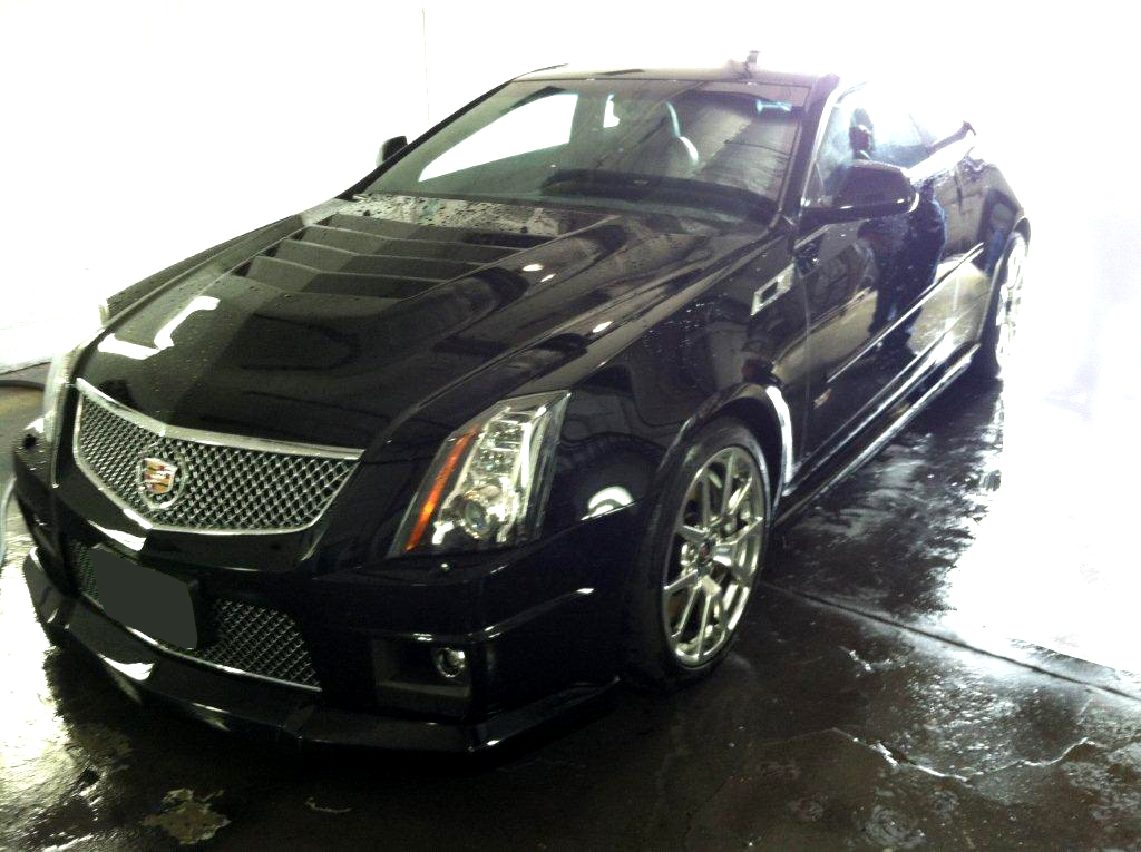 Cadillac Cts V Heat Extraction Hood Ctsv 2009 2014