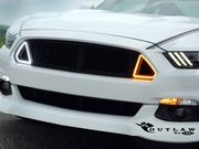CDC Outlaw 2015-2017 Mustang Switchback Upper Grille