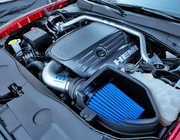 Challenger Air Intakes