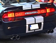 Challenger Exhaust Systems