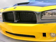 Charger Grilles