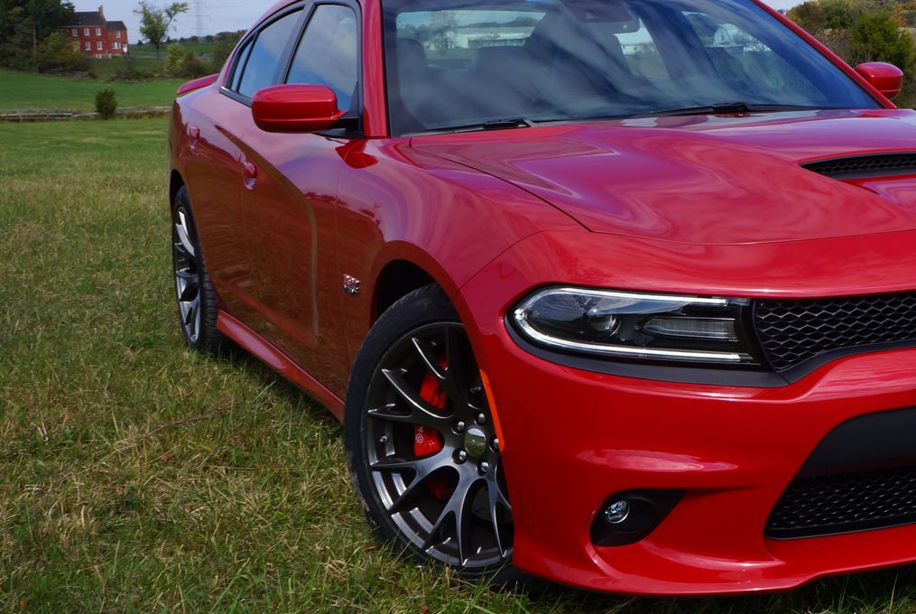 Charger SRT Hellcat Side Rockers Skirts 2015 2019 MOPAR