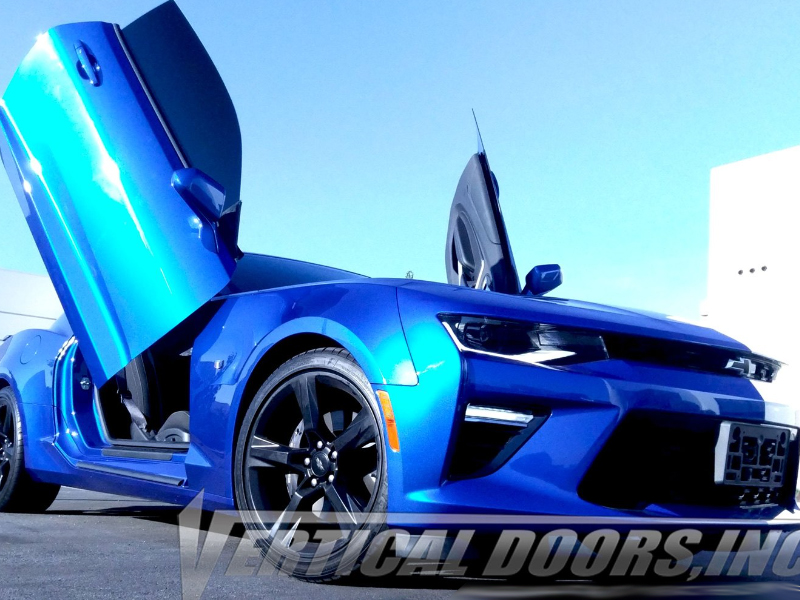 chevrolet camaro 2016 2017 vertical lambo doors. Black Bedroom Furniture Sets. Home Design Ideas