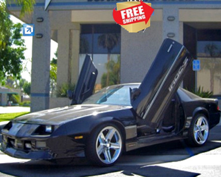 chevrolet camaro vertical lambo door kit. Black Bedroom Furniture Sets. Home Design Ideas