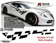 Corvette C7 Graphics