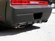 Dodge Challenger Rear Diffuser 2008+ Tuner Style