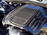 2005-2016 Dodge Charger Carbon Fiber 5.7 Engine Cover