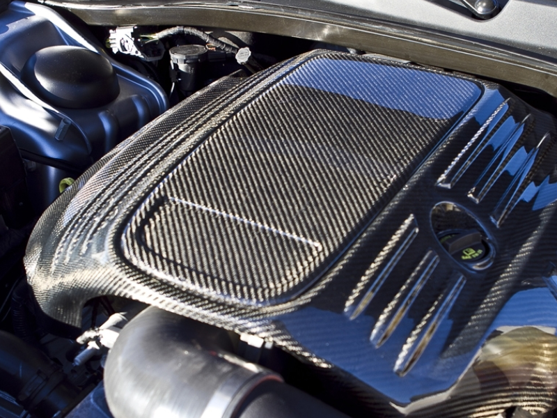 2005 2016 Dodge Charger Carbon Fiber 5 7 Engine Cover Tc010 Lg114