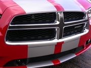 Dodge Charger Carbon Fiber Crosshair 2011-2014