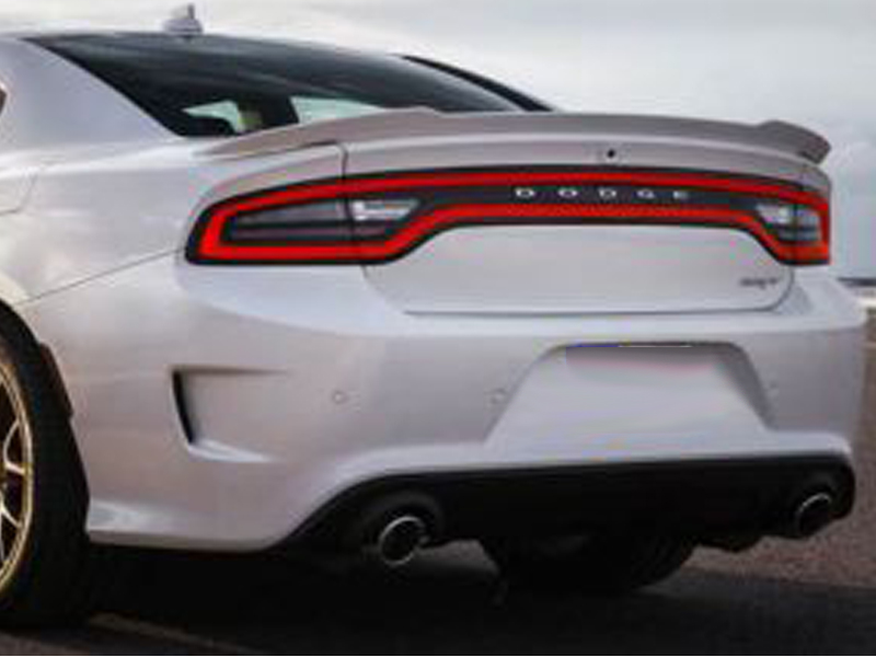 Dodge Charger Hellcat Factory Style Spoiler 2017 4 Jpg