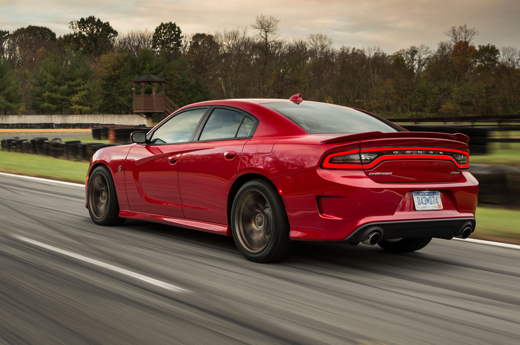 Hellcat Rear Bumper Conversion Dodge Charger 2015 2019