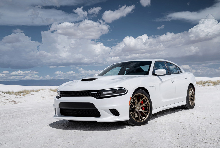 Dodge Charger SRT Hellcat Hood 2015-2019