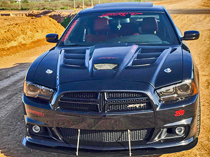 kit hood dochrrhogrki runner road charger dodge graphics custom