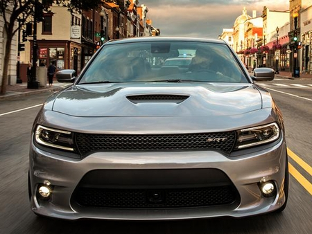 MOPAR Dodge Charger SRT 392 Hood 2015-2019