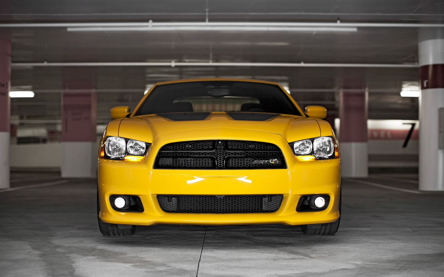 Dodge Charger Srt8 Front Bumper Conversion Kit 2011 2014