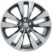 Dodge - Charger Wheel - Gunmetal Machined Face 20x9 or 20x10