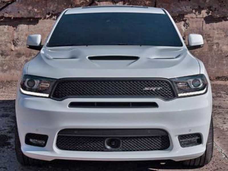 Dodge Durango Srt Hood 2017 2019 Genuine Mopar