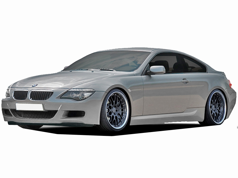 duraflex bmw 6 series e63 e64 m6 style body kit 2004 2010. Black Bedroom Furniture Sets. Home Design Ideas