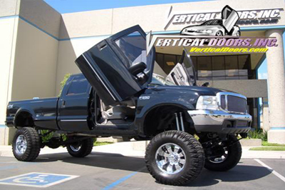 F350 F250 Superduty Vertical Lambo Doors 1999 2010
