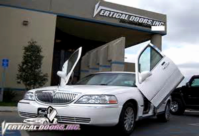 & FORD CROWN VICTORIA Vertical Lambo Doors 1998-2010