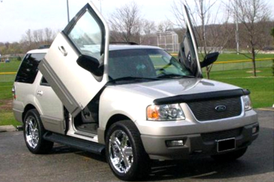 Ford Expedition Vertical Lambo Doors 2003 2006