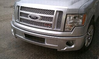 ford   sse style ground effects front rear bumpers