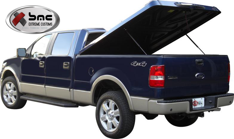 ford f-150 steel tonneau cover 2004-2008