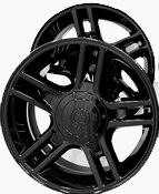 "Ford Harley� F150 Styled Reproduction 22"" Wheels"