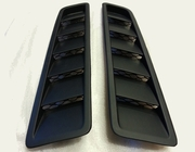Ford Mustang GT OEM Styled Fiberglass Hood Vents 2013 2014
