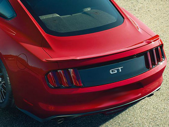 Ford Mustang Spoiler 2017 2019 Factory Gt Styled Wing