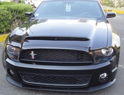 Front Fascia Conversion (From V6 V8 GT to GT500)