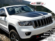 Jeep Grand Cherokee Graphics