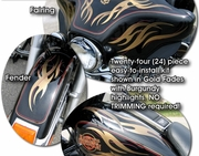 Harley-Davidson Touring Decal & Graphic Kits