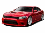 Hellcat Styled Bodykit 2015-2019 Charger 4 PC Kit