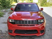 JEEP Grand Cherokee SRT Trackhawk Heat Extractor Hood 2012-2018 MOPAR