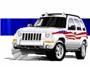 Jeep Liberty Grapics