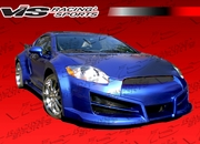 Mitsubishi Eclipse 2Dr Vis Ravage Wide Body Full Kit 2006-2012