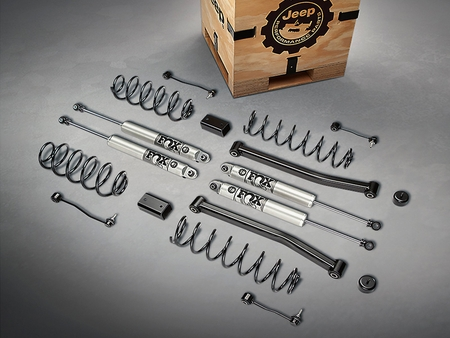 "MOPAR 77072395 Jeep Wrangler JL 4 Door 2"" Lift Kit 2018"