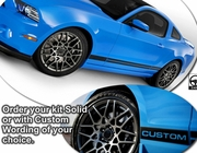 Mustang Graphics Kits