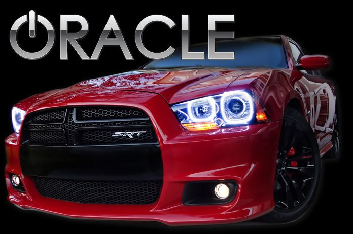 Oracle Led Dodge Charger Halos Kit 2011 2014 Aac11charger