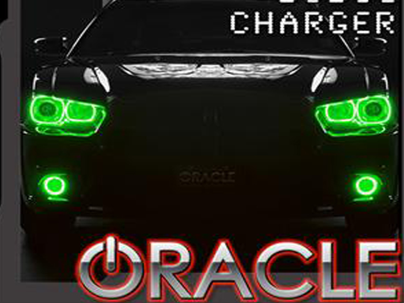 Oracle led dodge charger halos kit 2011 2014 aac11charger oracle led dodge charger halos kit 2011 2014 publicscrutiny Images