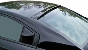 Razzi Dodge Charger Rear Window Visor 2011-2014