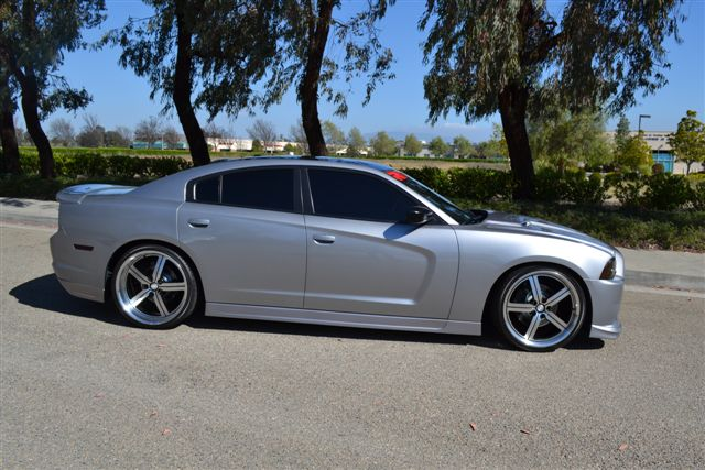 Rk Sport Dodge Charger Ground Effects Package 2010 2014