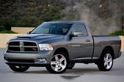 RK Sport Dodge Ram 1500 Ram Air Hood 2009-2018