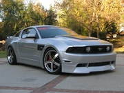 RKSport Ford Mustang V8 Mustang Ground Effects 2010-2012