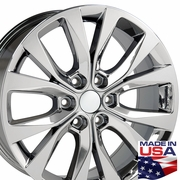 "20"" Fits Ford� - F-150� Style Replica Wheel - PVD Chrome 20x8.5"